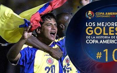 Los mejores goles de Copa América. #10 Gerardo Bedoya a Honduras. Colomb...