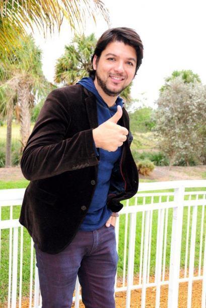 David Chacón es el director artístico del show y el maestro de pasarela.