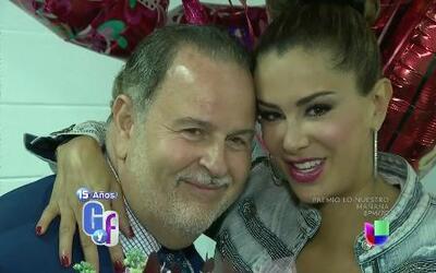 Raúl de Molina buscó enamorar a una famosa pero se encontró con otra