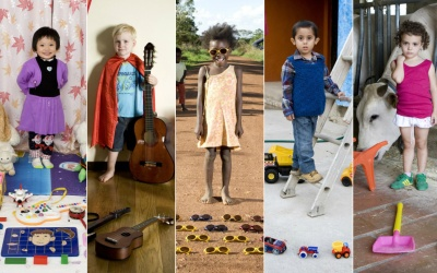 Las posesiones más valiosas de los niños