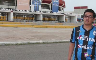 Maldición en el Estadio Corregidora de Querétaro
