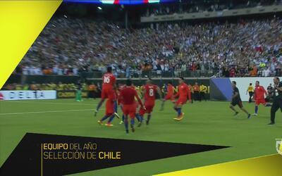 Nominados Premios Univision Deportes: Equipo del Año