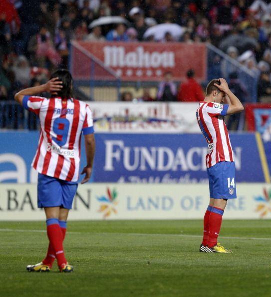 Una oportunidad más de quitarse el yugo del Real Madrid fue despe...