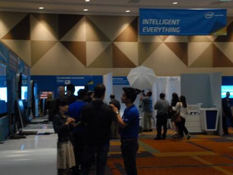 El evento de investigación de Intel, reúne 20 proyectos alrededor del mu...