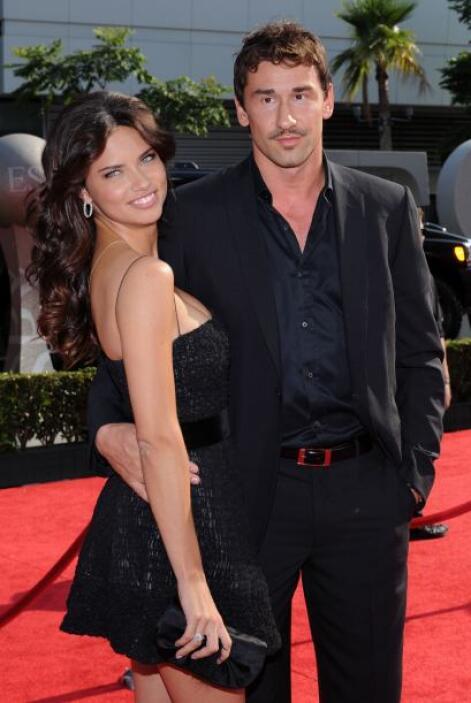 Adriana Lima y Marko Jaric se divorcian tras cinco años de matrimonio. M...