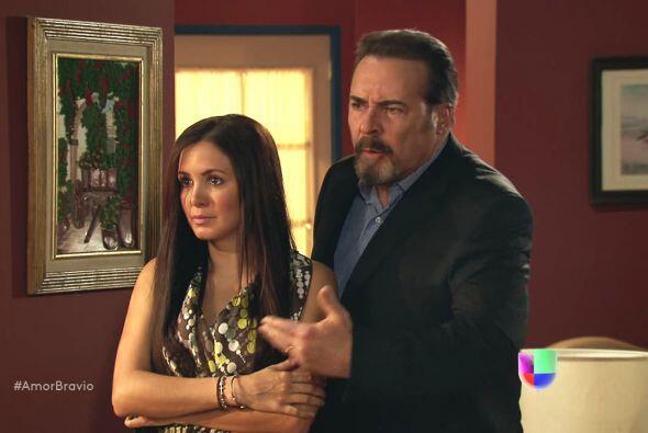 Natalia lleva a Dionisio ante su mamá para intentar aclarar sus d...