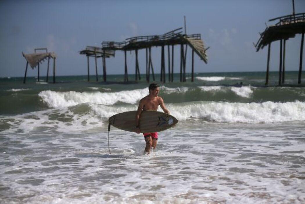 Sin embargo, Florida y sus cayos, en el extremo sur del estado, pudiera...