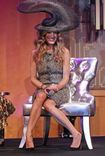 """¿En verdad creen que Sarah Jessica Parker es un """"fashion ico..."""