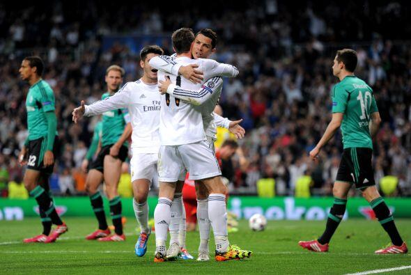 En el choque de vuelta celebrado en España, el Schalke requería de una v...
