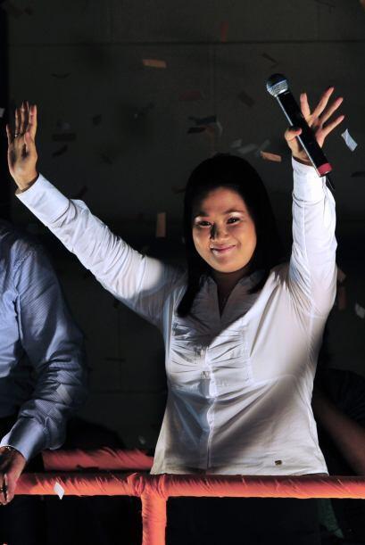 El director de Ipsos-Apoyo, Alfredo Torres dijo que 'Fujimori tiene la p...