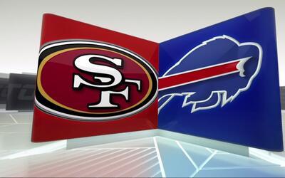 Apabullante victoria de los Bills sobre los 49ers