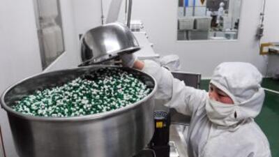 China anunció otros cinco contagios, con lo que la cifra de infectados l...