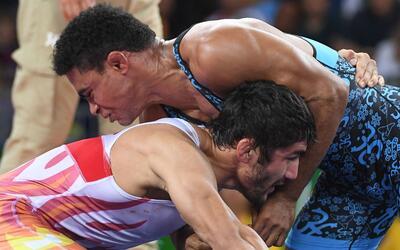 Gómez pasó directo a la segunda ronda de los 65 kilogramos...