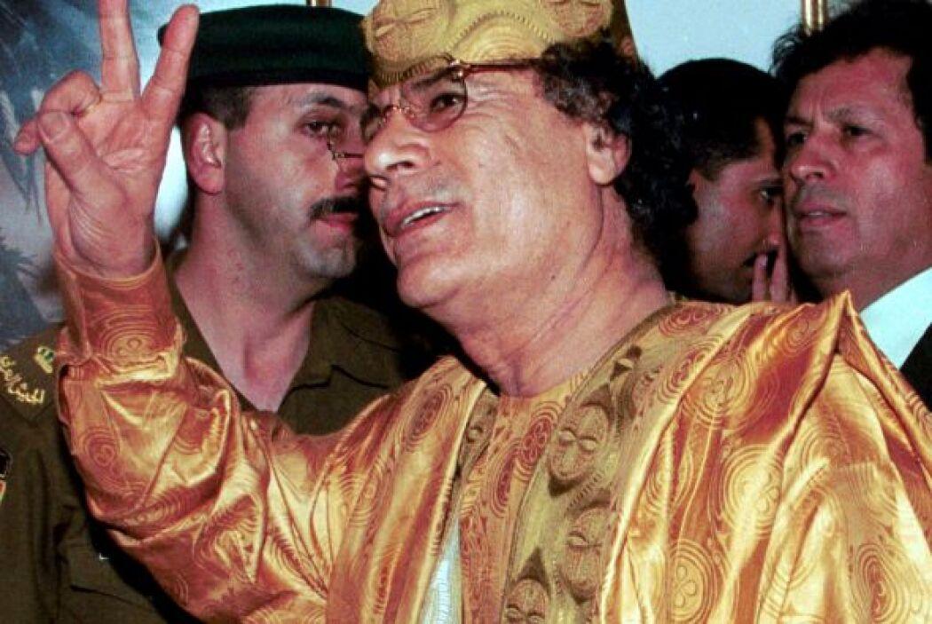 Varias de los activos de Gadafi estaban controlados por el Libyan Invest...