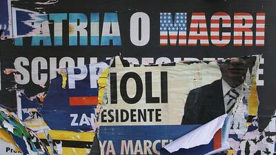 Elecciones Argentina