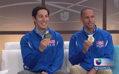 Medalla de oro para Puerto Rico Golden Boys
