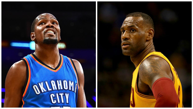 Golden State y Cavaliers se ven las caras en la cima de la NBA