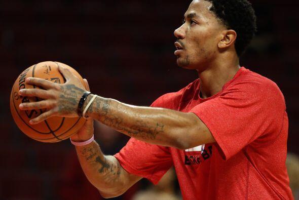 13.- Derrick Rose consiguió en el NBA  36,6 millones de dólares.