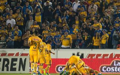 Tigres venció a Veracruz y consiguió su primer triunfo del torneo