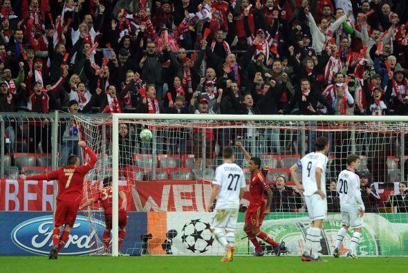 El que la final de la Liga de Campeones este año sea en la Allianz Arena...