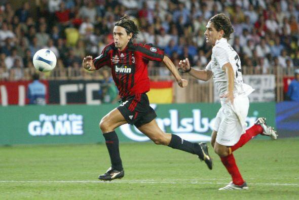 El Milán demostró y refrendó su calidad de favorito...