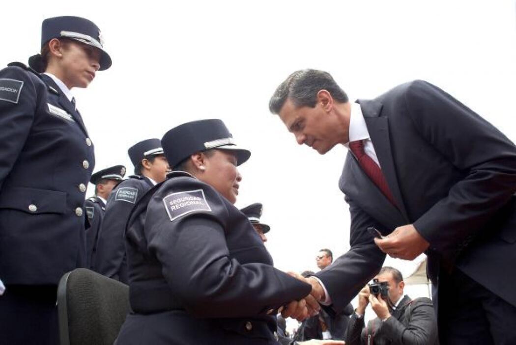 El mandatario advirtió que su gobierno está decidido a reducir la violen...