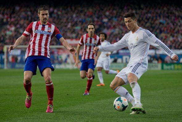 El partido entre el Real Madrid y el Atlético de Madrid ser&aacut...