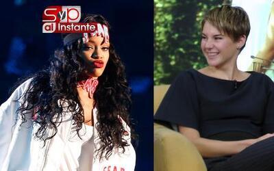 SYP Al Instante: Rihanna es censurada y estrellas de Hollywood visitan U...