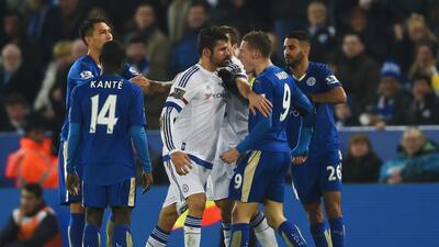 Chelsea volvió a caer en la Premier League