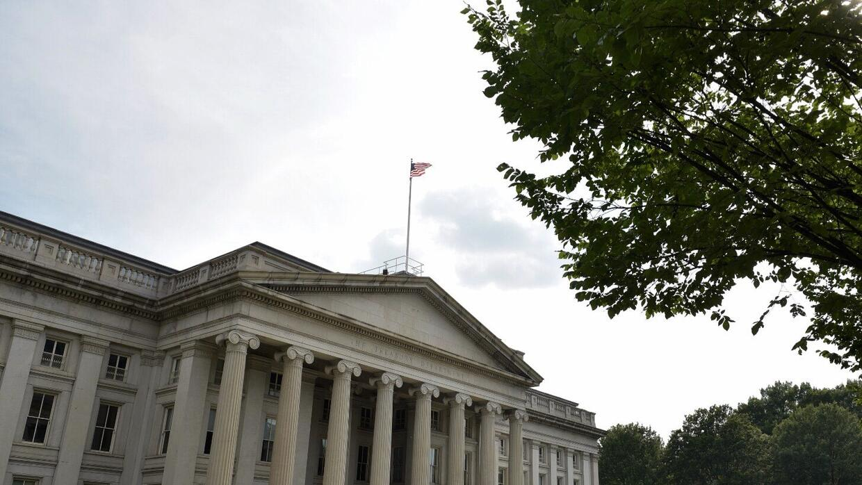 Departamento del Tesoro de los Estados Unidos
