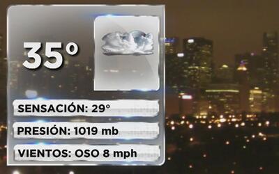Sorpresa en el clima de Chicago