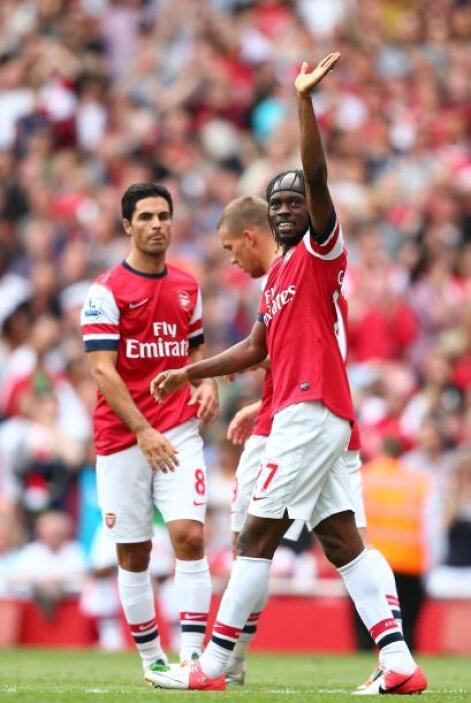 El Arsenal no quiere desperdiciar la ocasión de jugar una final en su ci...