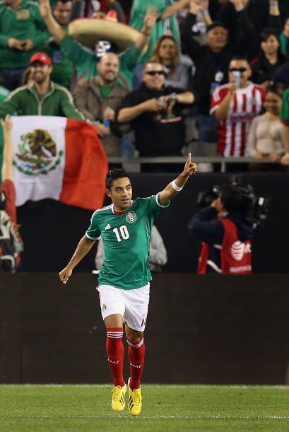 México vs Dinamarca