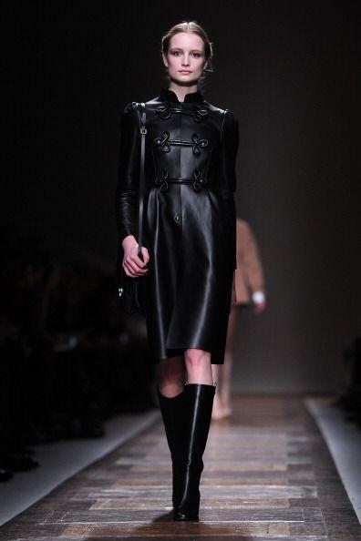 Entre los modelos más 'trendy' se encuentran los confeccionados en cuero...