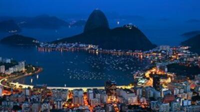 La ciudad de Río de Janeiro.