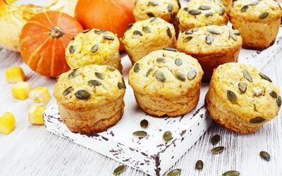salud gluten muffin