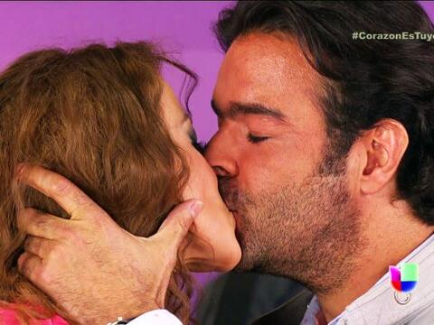 ¡Qué beso le diste a Ana, Diego! La llevaste directo a la l...