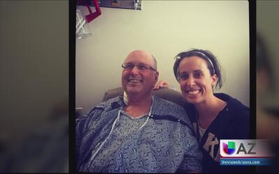 Enfermera dona riñón a una persona que no conoce