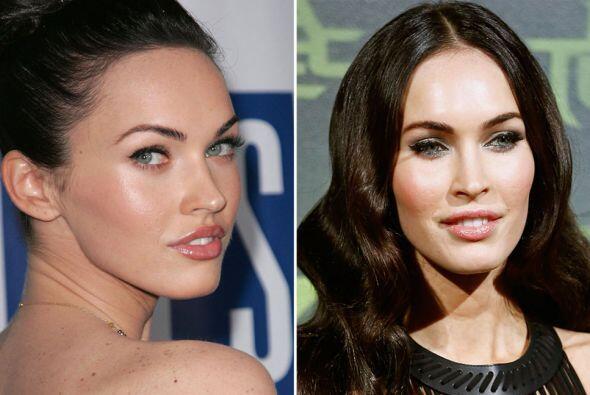 ¿Qué podemos decirle de Megan Fox? En sus inicios, solía ser uno de los...