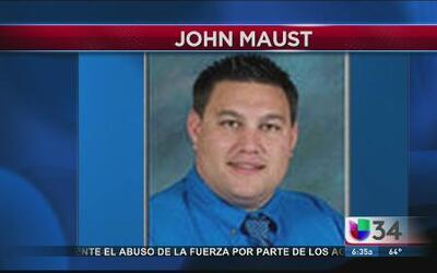 Maestro acusado de secuestro compareció a corte