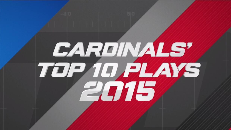 Lo mejor de los Arizona Cardinals en el 2015