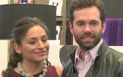 Ana Brenda y Alejandro Amaya rompieron su compromiso