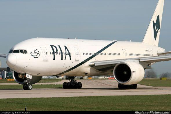 24- Pakistan International Airlines ha sufrido 17 accidentes con  víctim...