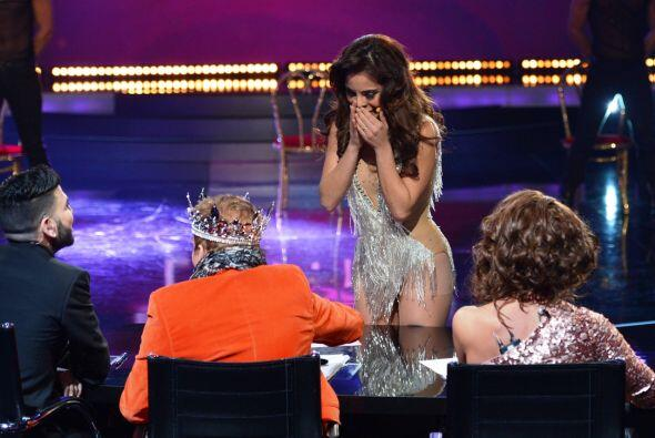 La bella puertorriqueña-mexicana fue eliminada en la cuarta gala...
