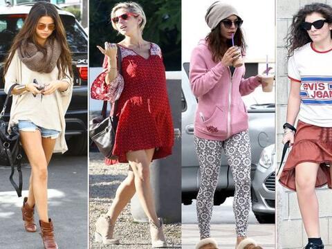 ¡Esta semana las madres pasaron 'tips' de moda a sus hijos, sin em...