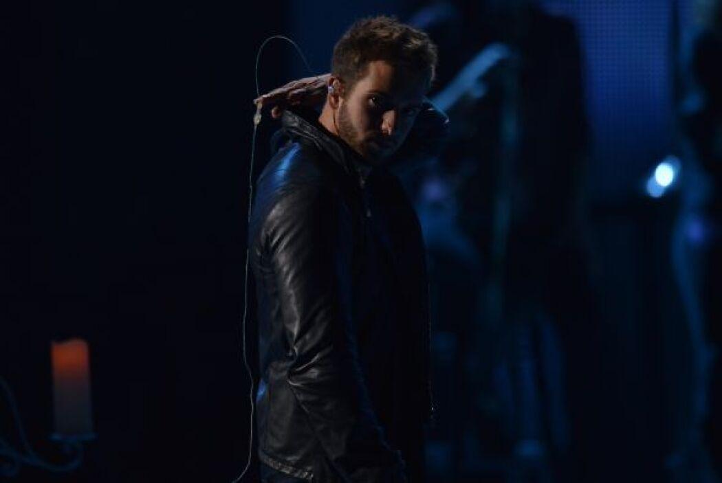 Gracias a su disco 'Tanto', Pablo compite en las categorías de Mejor Gra...