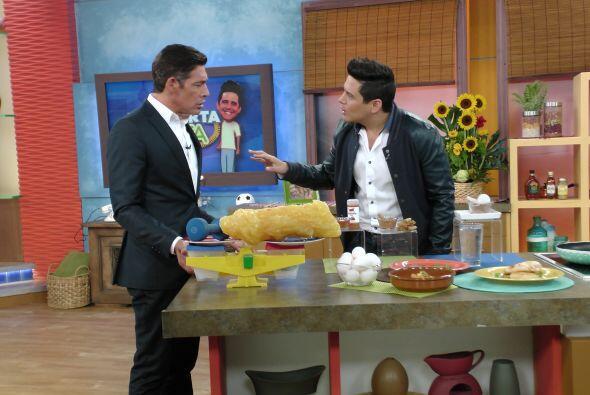 Chabán nos muestra qué comida necesitamos, para mantenernos saludables y...