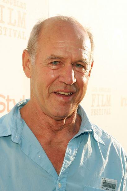 Geoffrey Lewis, quien apareciera en varias cintas de Clint Eastwood como...