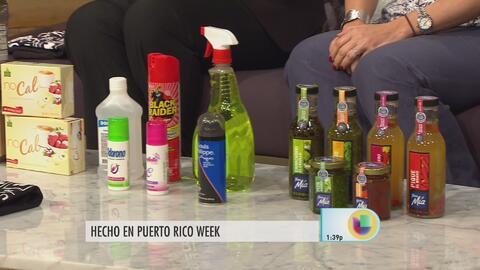 Llega el Hecho en Puerto Rico Week