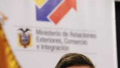 Bruno Rodríguez, canciller cubano, declaró que EU sigue aplicando con to...